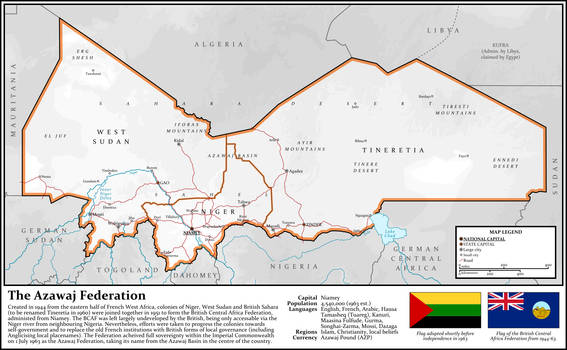 The Azawaj Federation
