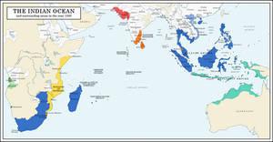 Indian Ocean, 1550