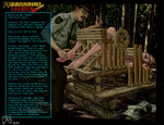 Apparatus Infernus ~ The Picnic Table by CeeAyBee