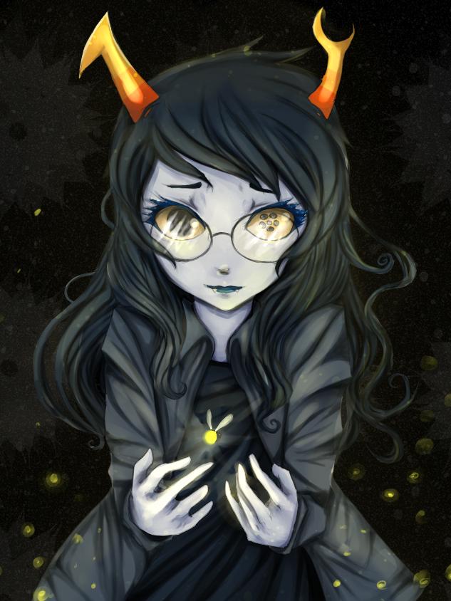 Vriska Firefly by Miranduless