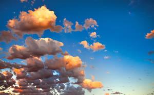 Cloud Background by jcantelo
