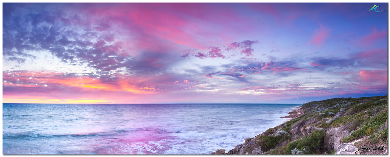 Jindalee Sunsets by jcantelo