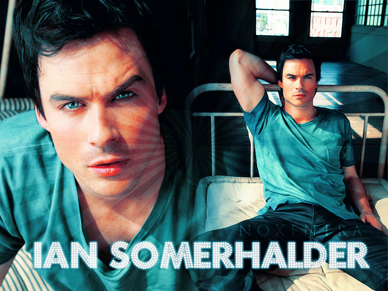 Ian Somerhalder by N0xentra