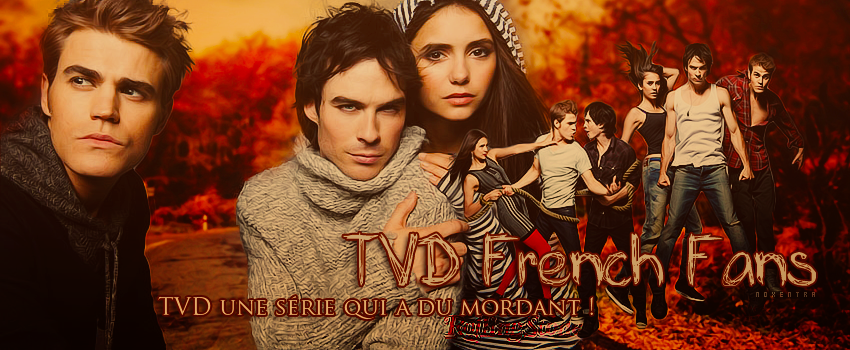 TVD French Fans by N0xentra