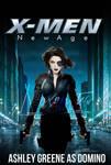 X-Men New Age // Ashley Greene // Domino