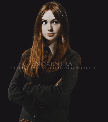 Karen Gillan Harry Potter