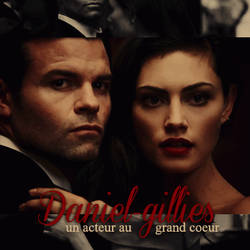 Daniel-gillies un acteur au grand coeur by N0xentra