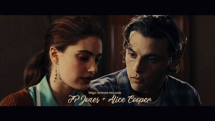 Alice Cooper + FP Jones   Magic between two souls by N0xentra