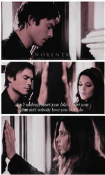 Damon Salvatore + Alice Cullen | Happier by N0xentra