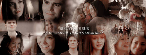 THE VAMPIRE DIARIES MEMORIES by N0xentra