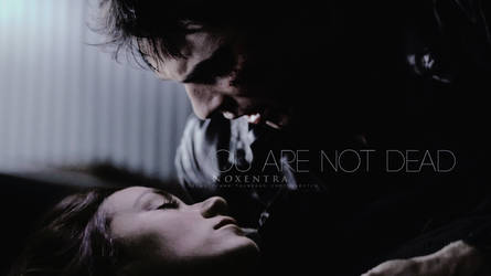 Allison  + Damon | You Are Not Dead by N0xentra