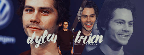 Dylan O'Brien Daily France by N0xentra