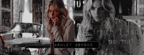 Ashley Benson France by N0xentra
