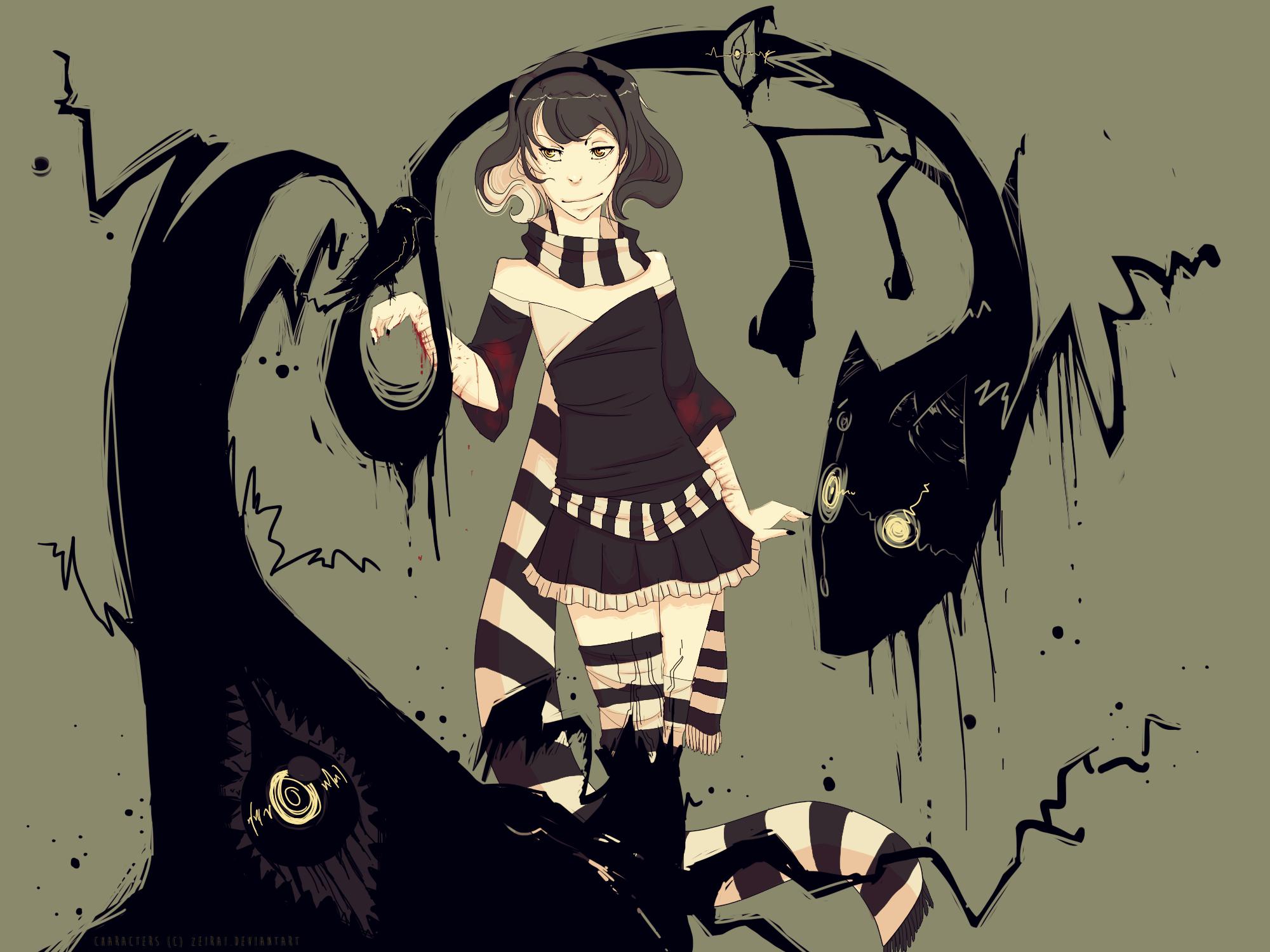 Phantom by Zeirai