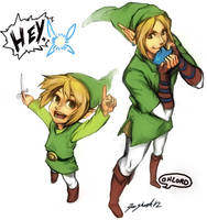 Links quicky by starshock12