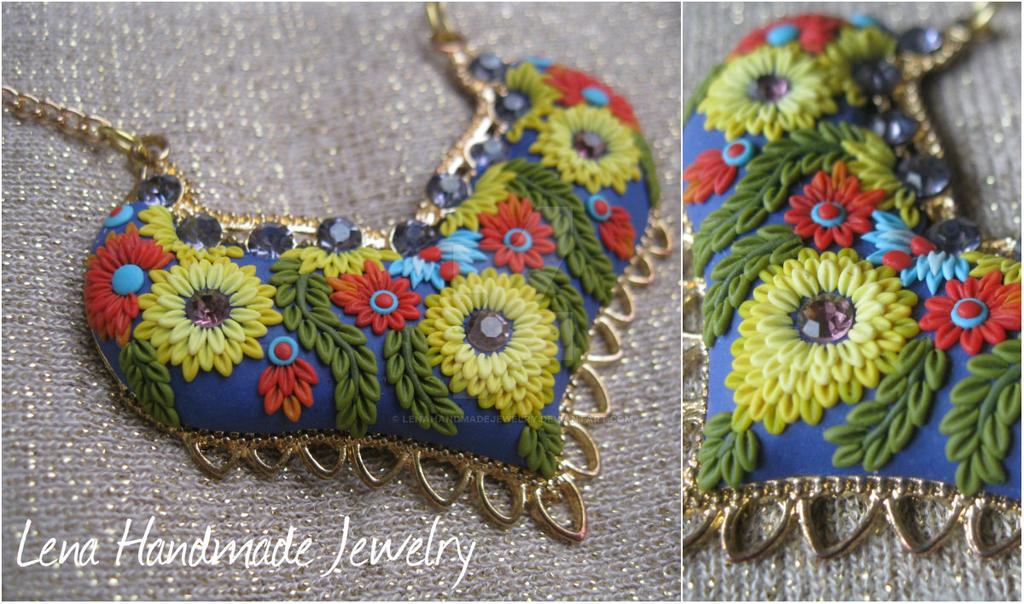 Call of the Wild by LenaHandmadeJewelry