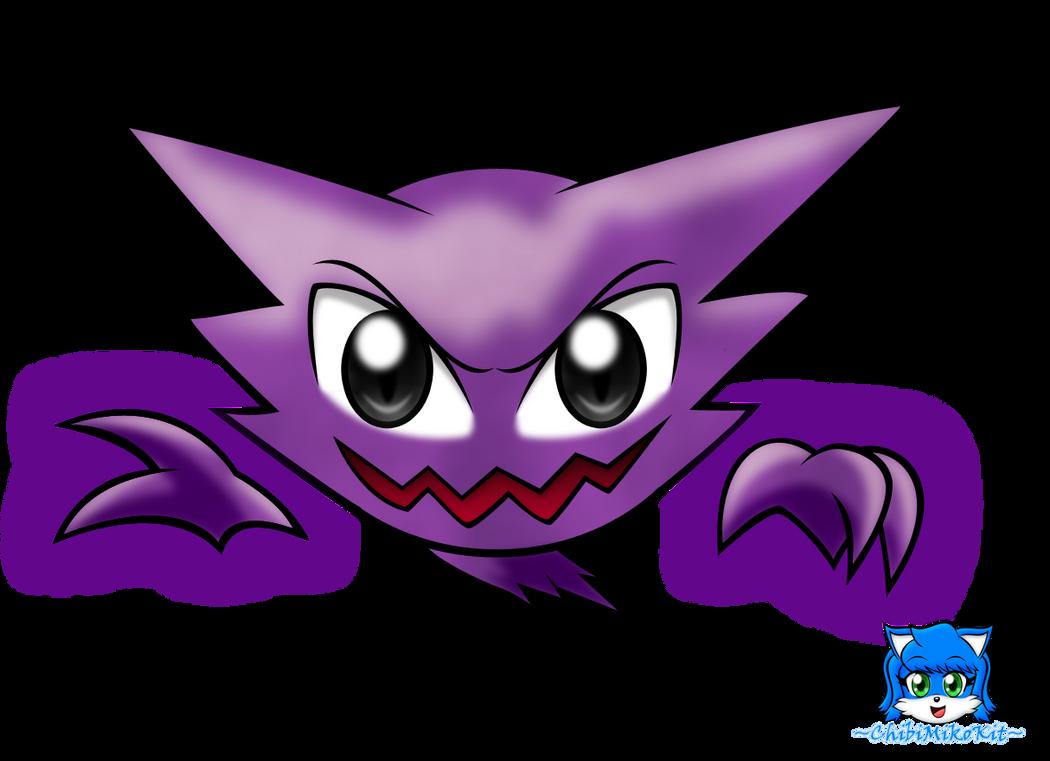 Shiny Haunter Pokemon Images | Pokemon Images