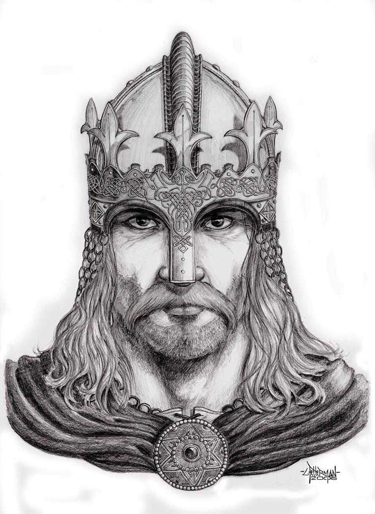 Saga of King Harald and of Earl Hakon Son of Sigurd - At The Gates