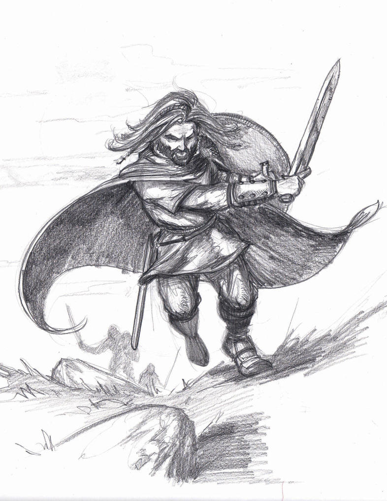 Viking invasion sketches 03 by loren86 on deviantart for Viking pencils
