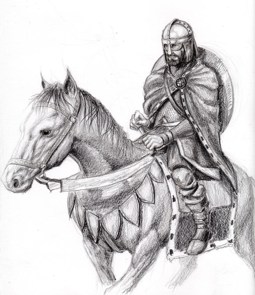 Viking invasion sketches 04 by loren86 on deviantart for Viking pencils