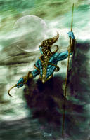 Tuatha De Danann by Loren86