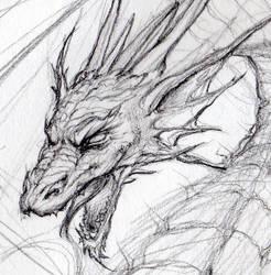 Dragon Head by Loren86