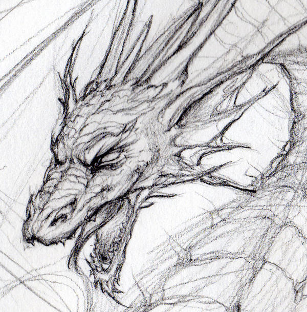 Dragon Head by Loren86 on DeviantArt