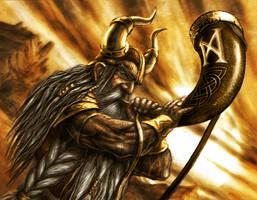Master Rune of Dismay by Loren86