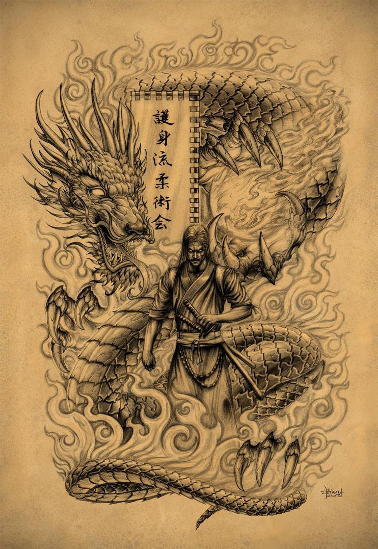Japanese Samurai Tattoo Designs Gallery | zentrader