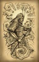 Armoured Samurai by Loren86