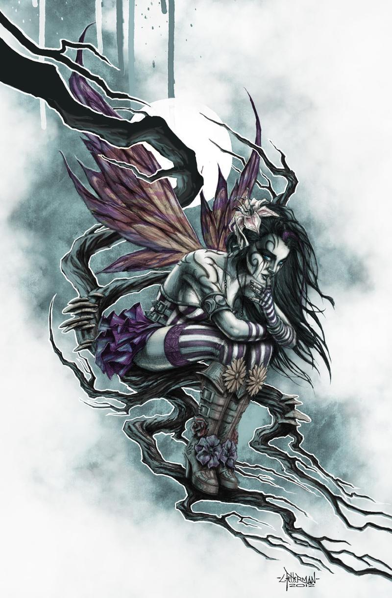 Dark Fairy by Loren86 on DeviantArt
