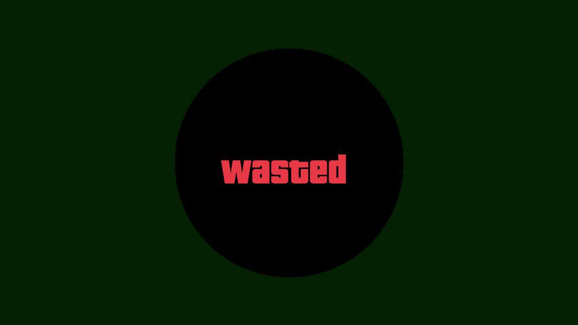 GTA V Wasted Screen by LunicAura106 on DeviantArt