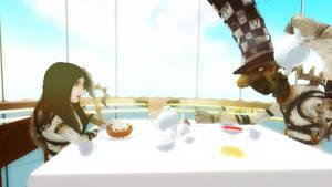 Tea Party by ArisuIdzuri