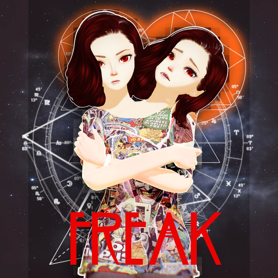 Freak by ArisuIdzuri