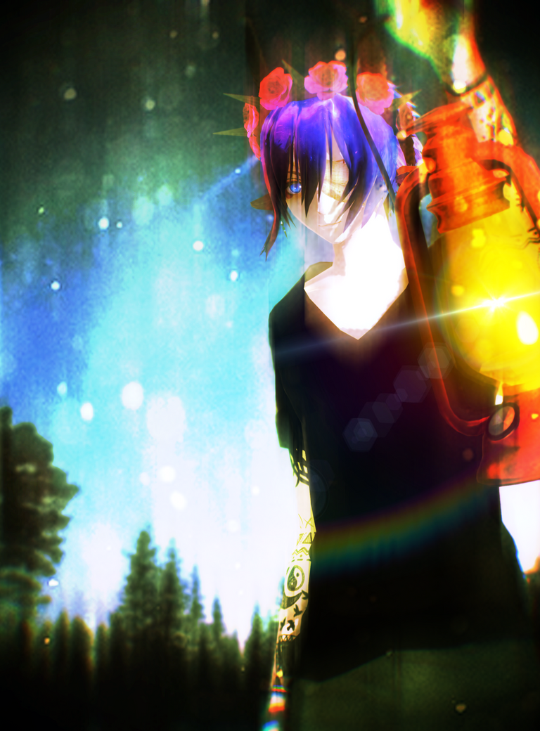 Stranger by ArisuIdzuri