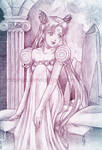 Sailor Moon: Princess by Molnja