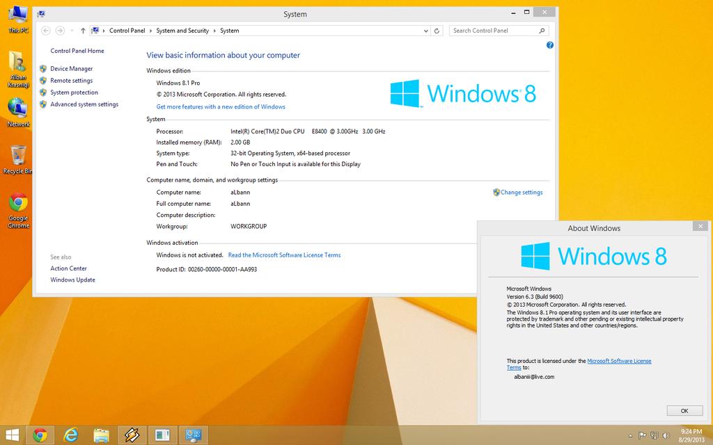 Windows 8.1 Crack Torrent Plus Serial and product Keys 64 / 32 Bit