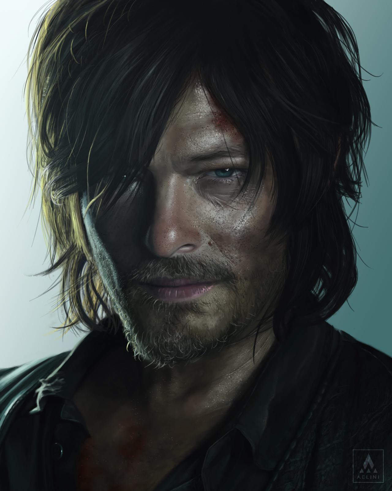 Daryl by Aelini