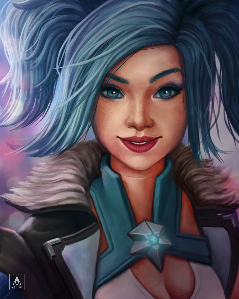 Evie By Aelini On DeviantArt