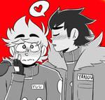 yuu and yanov