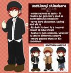 yoshiyuki shinohara reference sheet
