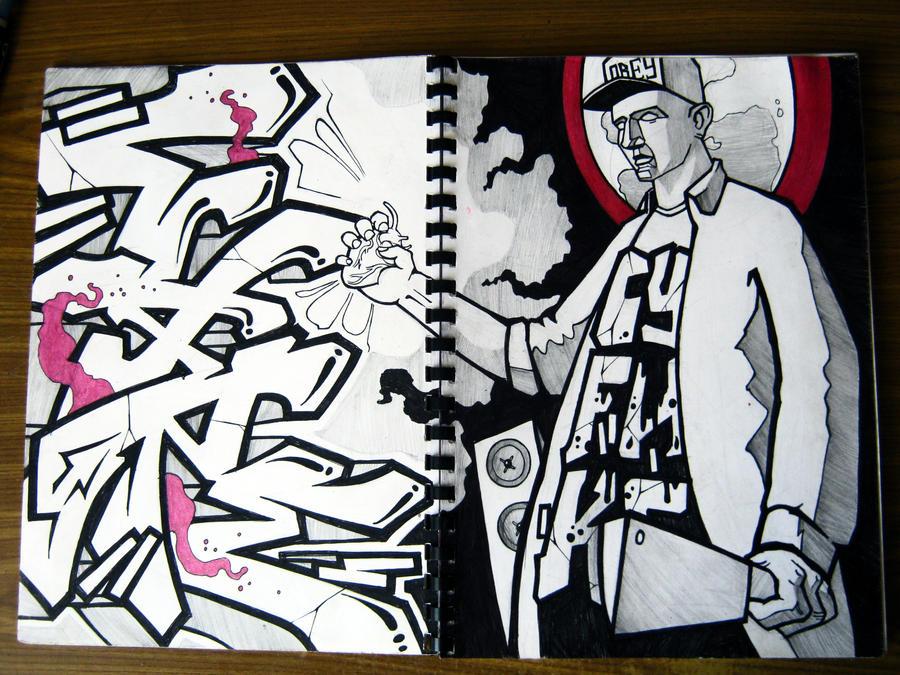 Blackbook sketch4 by Hide-One
