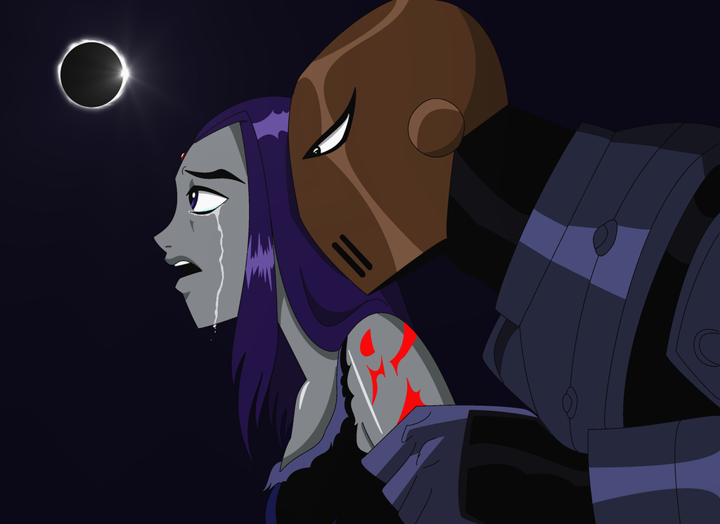 Teen Titans Raven Slade 48