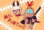 Ms.Fortune (skullgirls)
