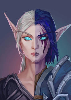 An avatar for a friend