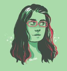 Self Portrait December