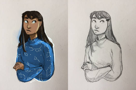Constellation Sweater