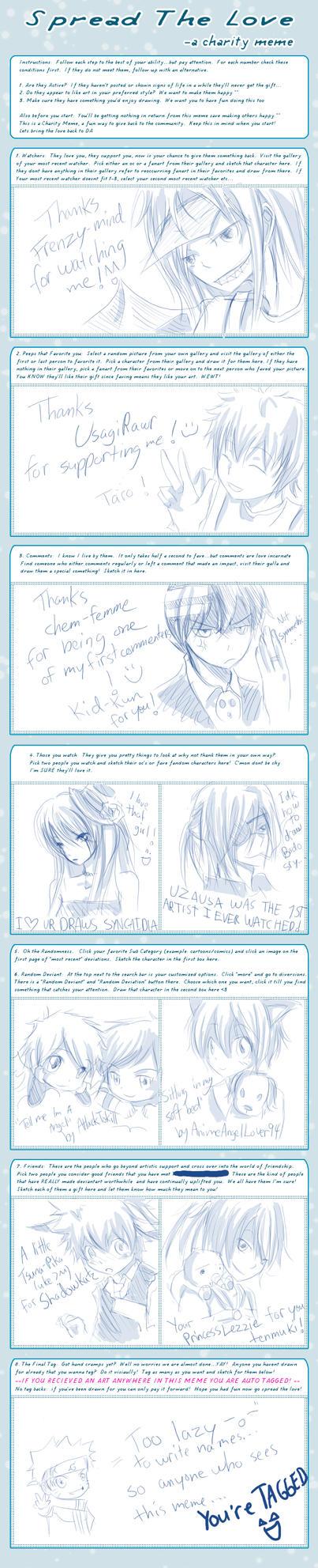 Charity Meme :D by Shumijin