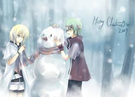 Secret Santa :D by Shumijin