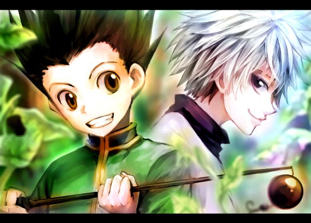 Hunter X Hunter By Shumijin On DeviantArt